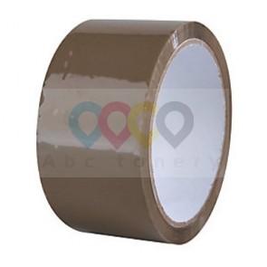 Balicí páska Havana, 48 mm x 66 m, hnědá