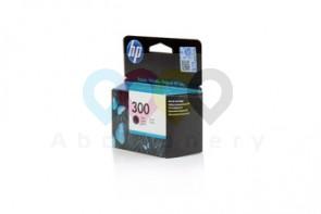 HP CC641EE - no. 300, Čierny