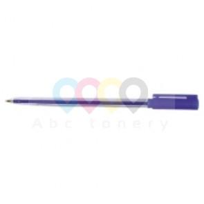 Pero Micron Medium, neklikací kuličkové, 1,0 mm, modré