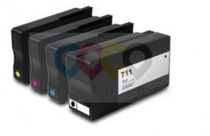 HP No. 711 CMYK