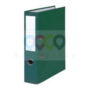 Pákový pořadač - 80 mm, zelený