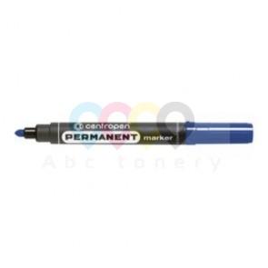 Permanentní popisovač Centropen 8566, modrý