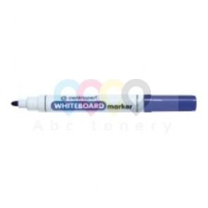 Popisovač na bílé tabule Centropen 8559, kulatý hrot: 2-3 mm, modrý