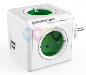 PowerCube Original USB Green