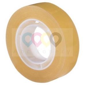 Průhledná lepicí páska Budget - 19 mm x 33 m