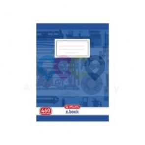 Sešit školní Herlitz 460, A4, čistý, 60 listů