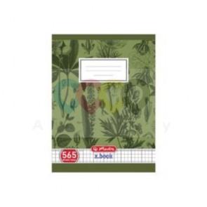 Sešit školní Herlitz 565, A5, čtverečkovaný, 60 listů