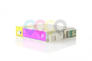 Inkjet compatible cartridge Epson T0323 Magenta