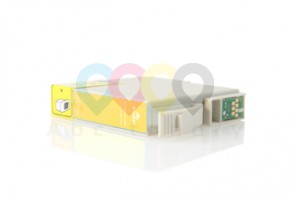 Inkjet compatible cartridge Epson T0324 Yellow