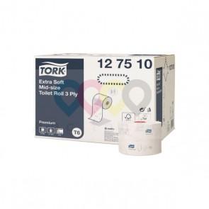 Tork Extra jemný Mid-Size toaletní papír – 3vrstvý