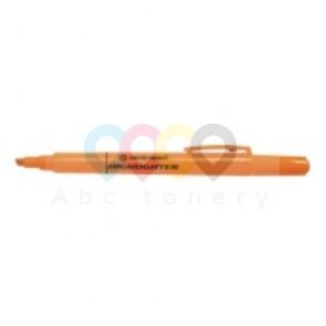 Zvýrazňovač Centropen Ergo 8722, oranžový