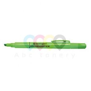 Zvýrazňovač Centropen Ergo 8722, zelený
